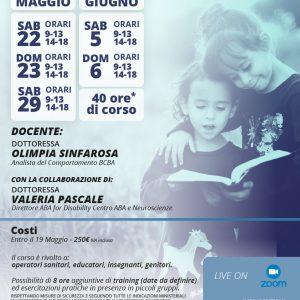 Locandina 2 RBT - Aba for Disability Centro ABA e Neuroscienze